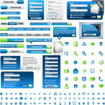 Link toCollection of web page elements vector