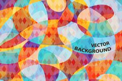 Link toColor abstract background pattern vector