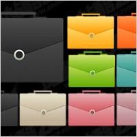 Link toColor briefcase icon