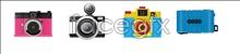 Link toColor camera desktop icons