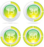 Link toColor clock icon