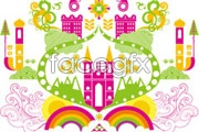 Link toColor cute trend graphic vector