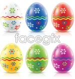 Link toColor eggshell vector