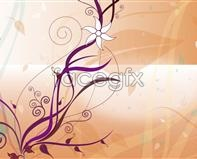 Link tovector lace flower Color