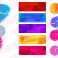 Link toColor ink pattern vector fantasy material