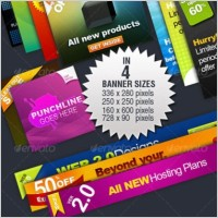 Link toColor labels and banner psd layered