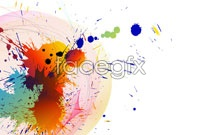 Link toColor paint splash vector ii
