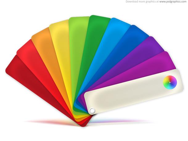 Link toColor palette icon (psd)