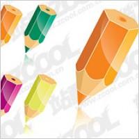 Link toColor pencil vector material-2