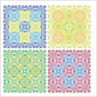 Link toColored patterns