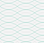Link toColored wavy line background vector