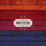 Link toColored wood background vector