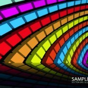 Link toColorful abstract design elements background 03 vector