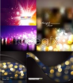 Link toColorful background designs vector