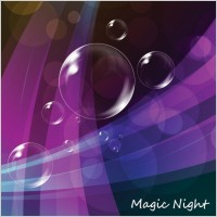 Link toColorful bubble background 04 vector