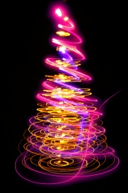 Link toColorful christmas tree picture download