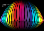 Link toColorful color bar background vector