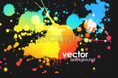 Link toColorful dots vector
