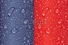 Link toColorful drops backgrounds vector