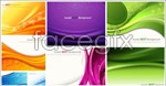 Link toColorful fashion background vector