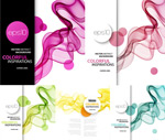 Link toColorful geometric curve 2 vector