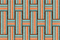 Link toColorful knit striped background vector