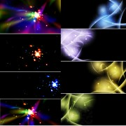 Link toColorful light background 01 vector