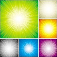 Link toColorful light vector background