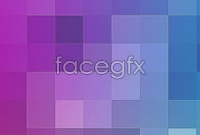 Link toColorful mosaic squares background picture