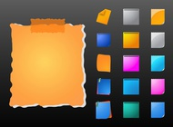 Link toColorful notes vector free