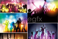 Link toColorful party party flyer templates