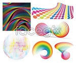 Link toColorful patterns vector