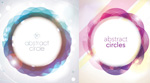 Link toColorful round label vector