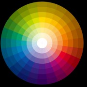 Link toColorful round plate vector background free