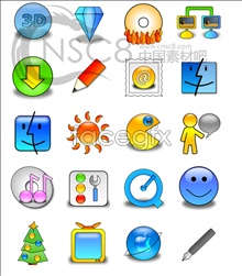 Link toColorful small icons