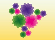 Link toColorful spring vector free