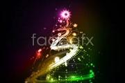 Link toColorful stars christmas vector