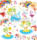 Link toColorful tropical vector