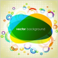 Link toColorful vector background 3