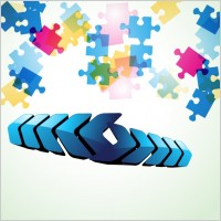 Link toColorful vector background 4 puzzle