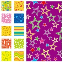 Link toColorful vector background and practical
