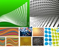 Link tocolorful background vector Colorful