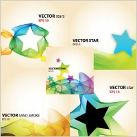 Link toColorful vector background flow