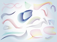 Link toColorful vector spirals free
