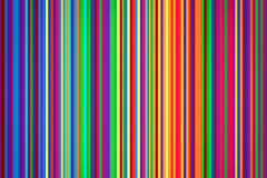 Colorful vertical stripes background vector