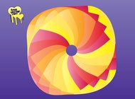 Link toColorful wheel vector free