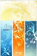 Link toColour trend pattern vector