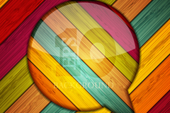 Link toColourful striped wooden background vector