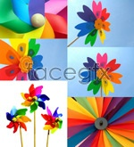 Link toColourful windmill psd