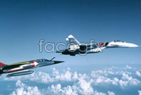 Link toCombat aircraft in the air high definition pictures